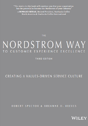 Book: The Nordstorm Way by Robert Spector